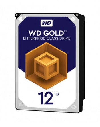 WD Gold 12TB 3.5ˈˈ 256MB