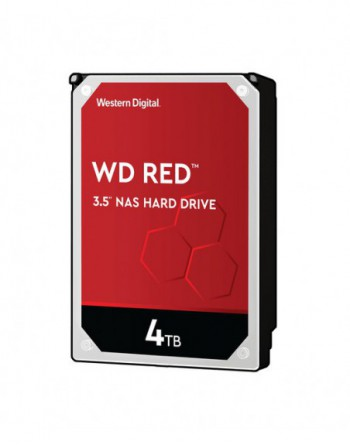 "WD Red 4TB 3.5"" SATA 6Gb/s"