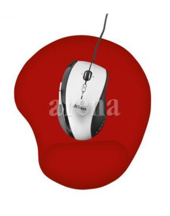 TRUST BIGFOOT Ergonomik Kırmızı Mousepad / 20429