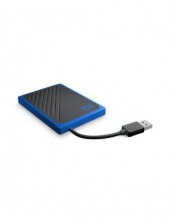 WD My Passport Go SSD 500GB Black