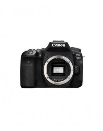 CANON D.CAM EOS 90D 18-135 U