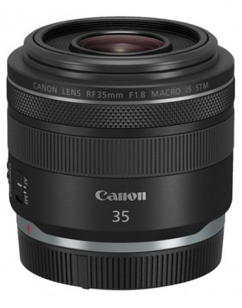 CANON LENS RF35MM F/1.8 MACRO IS STM