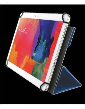 """TRUST AEXXO FOLIO 10.1"""" Mavi Evrensel Tablet Kılıfı..."""