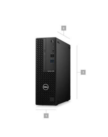 DELL Optiplex 3080 SFF, Core i3-10100, 8GB, 256GB...