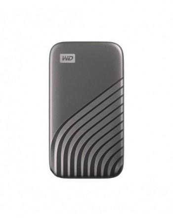 WD My Passport SSD 500GB Space Gray PC&Mac