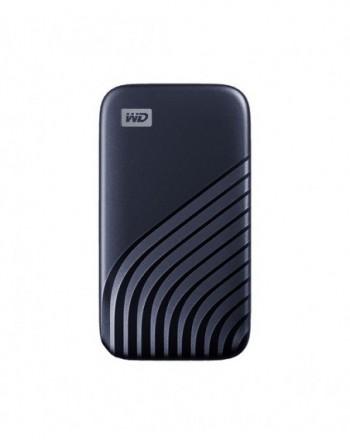 WD My Passport SSD 500GB Midnight Blue