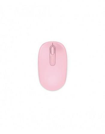 Microsoft Wireless Mbl Mouse 1850-Pink