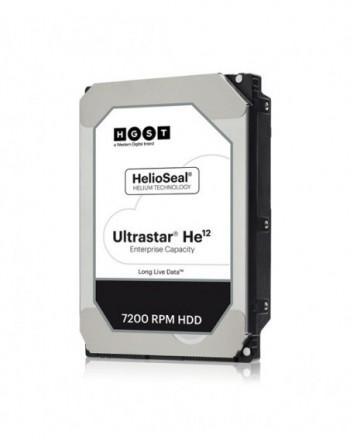 ULTRASTAR SERVER HD 12TB 256MB SATA-3 7200RPM