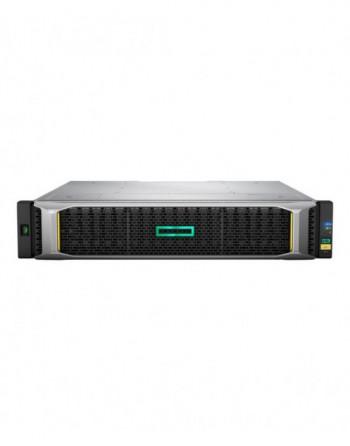 HPE MSA 2050 SAN DC SFF Storage - 0TB (76TB max)