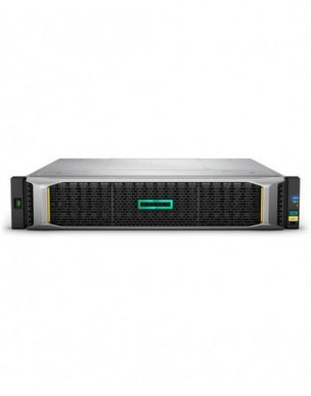 HPE MSA 1050 8Gb FC DC SFF Storage