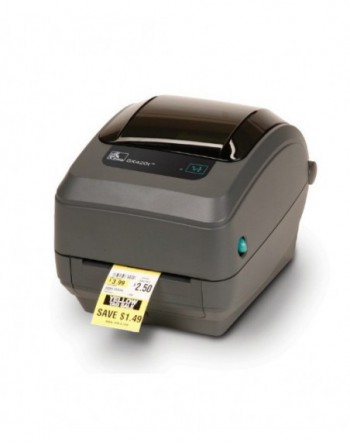 GK420t PRINTER,TT,203 DPI, EPL, ZPLII, USB, ETHERN