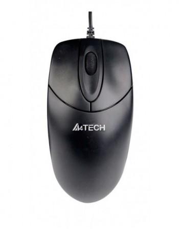 A4 TECH Kablolu PS2 Optik 1000DPI Siyah Mouse (OP-720)