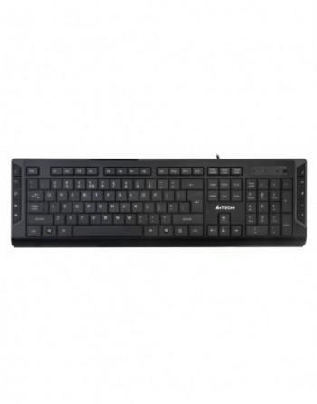 A4 TECH Kablolu Q TR Multimedya Klavye (KD-600)
