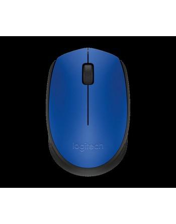 LOGITECH M171 Kablosuz Nano 1000DPI Mavi Mouse...