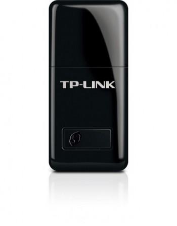 TP-LINK 300Mbps Mini Kablosuz USB Sinyal Alıcı...