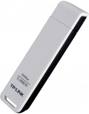 TP-LINK 300Mbps 11N Teknolojili USB Ağ Adaptörü...