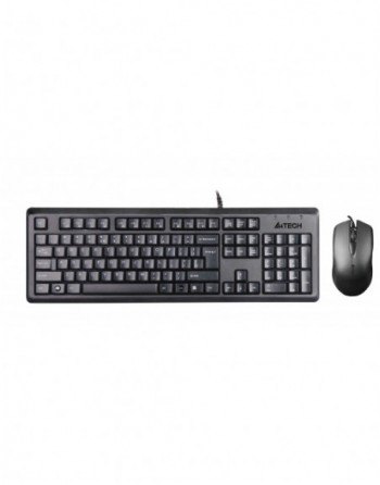 A4 TECH Kablolu Q TR FN-Mutlimedya Klavye Mouse...