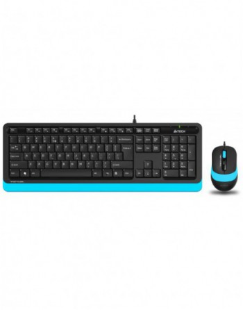 A4 TECH F1010 Kablolu Q TR Multimedya Klavye Mouse...