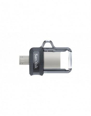 SANDISK 128GB Ultra Android Dual Drive USB 3.0 Siyah...