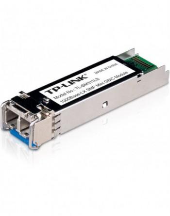 TP-LINK Sfp Fiber Module Single-Mode Minigbic...