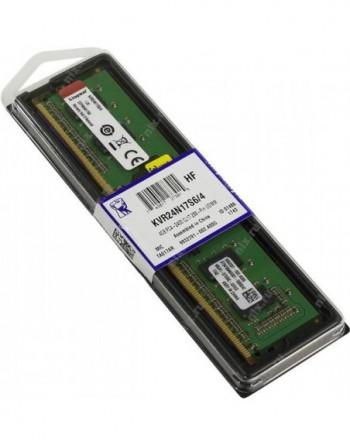 KINGSTON 4GB 2400MHz DDR4 Masaüstü Ram (KVR24N17S6-4)