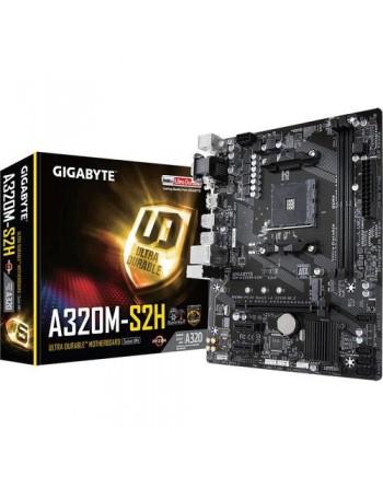 GIGABYTE AMD A320 Soket AM4 DDR4 3200 MHzM.2 HDMI...
