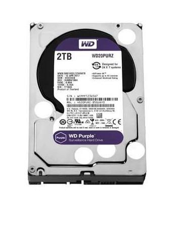 WESTERN DIGITAL 2TB Purple Sata 3.0 5400RPM 64MB...