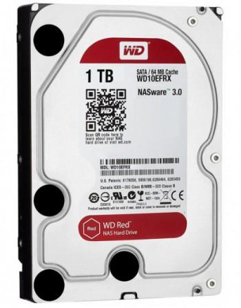 """WESTERN DIGITAL 1TB Red Sata 3.0 5400RPM 64MB 3.5""""..."""