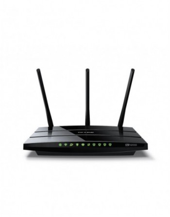 TP-LINK 1200Mbps Kablosuz ADSL2+ VDSL ADSL...