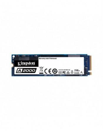 KINGSTON A2000 500GB 22x80mm PCIe 3.0 x4 M.2 NVMe...