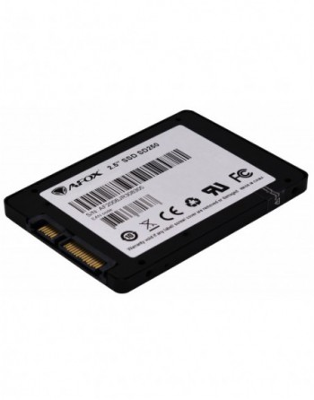 """AFOX SSD 240GB 2.5"""" 560-500MB/S  SATA3 3D QLC..."""