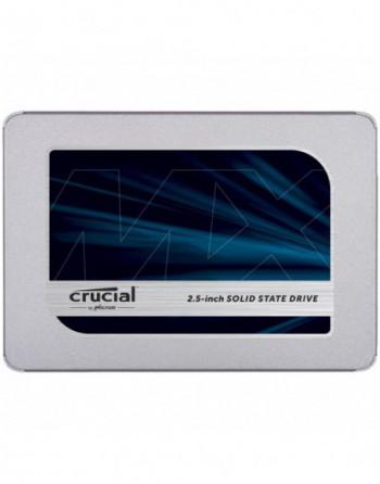 "CRUCIAL 250GB MX500 Sata 3.0 560-510MB/s 2.5"" Flash..."