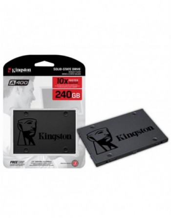 "KINGSTON 240GB A400  Sata 3.0 500-350MB/s 7mm  2.5""..."