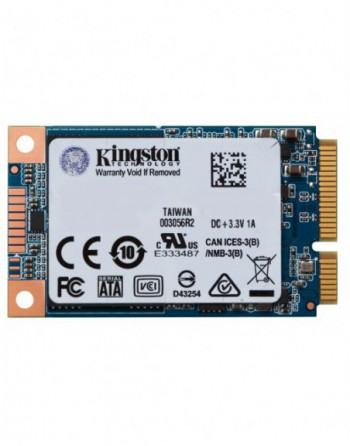 KINGSTON UV500 120GB mSATA III SSD (SUV500MS-120G)