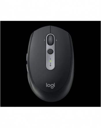LOGITECH Kablosuz Sessiz Siyah Mouse (910-005197)