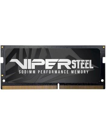 PATRIOT 8GB (8GBx1) 3000MHz DDR4 SINGLE VIPER STEELS...