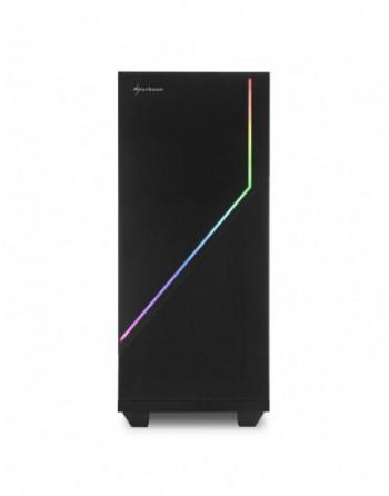 SHARKOON CASE SHARKOON FLOW ATX MIDI TOWER RGB...
