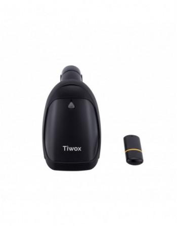 TIWOX USB Bağlantılı Kablolu CCD El Tipi 2D Barkod...