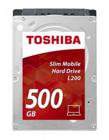 """TOSHIBA 500GB L200 5400RPM 8MB Sata 3.0 2.5"""" Dahili..."""
