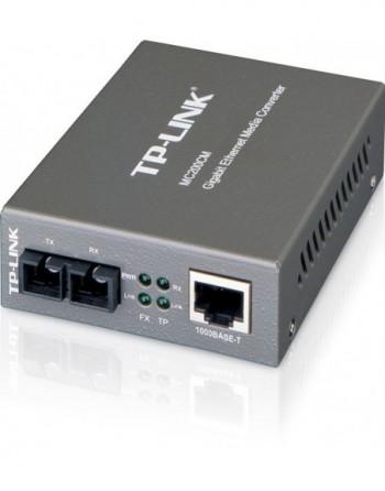 TP-LINK Gigabit Ethernet Medya Dönüştürücü (MC200CM)