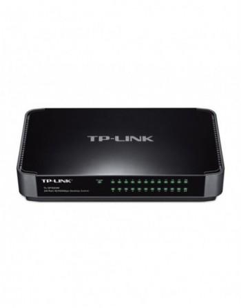 TP-LINK 10/100Mbps 24xPort Masaüstü Switch (TL-SF1024M)