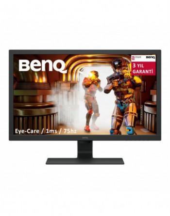 """BENQ 27"""" 1920x1080 1ms 75Hz HDMI DP DVI VGA MM TN..."""