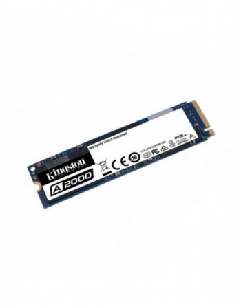 KINGSTON  A2000 1TB 22x80mm PCIe 3.0 x4 M.2 NVMe SSD...