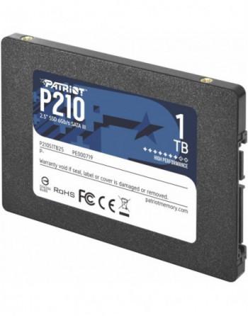 "PATRIOT 1TB P210 Sata 3.0 520-430MB/s 7mm 2.5"" Flash..."