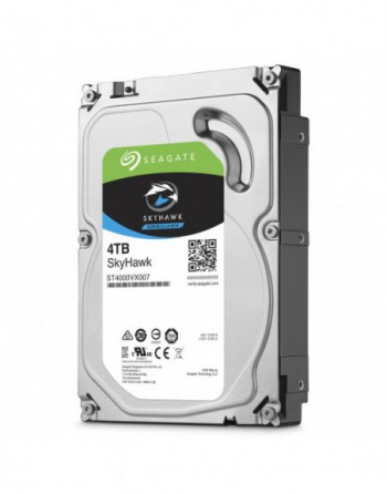 "SEAGATE 4TB SkyHawk Sata 3.0 5900RPM 64MB 3.5""..."