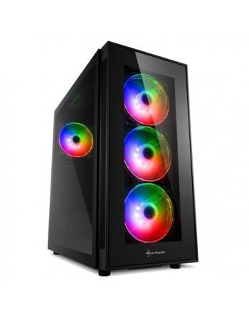 SHARKOON KAS SHARKOON ATX MIDI TOWER RGB PRO...