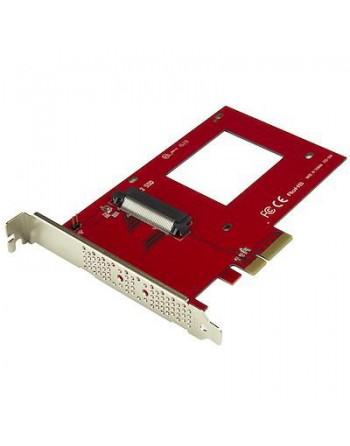 STARTECH SSD Adapter Startech U.2 auf PCIe Adapter...
