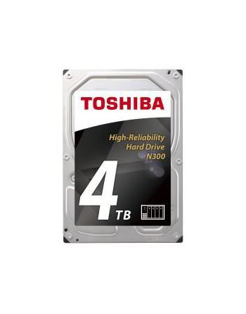 """TOSHIBA 4TB N300 Sata 3.0 7200RPM 128MB  3.5"""" NAS..."""