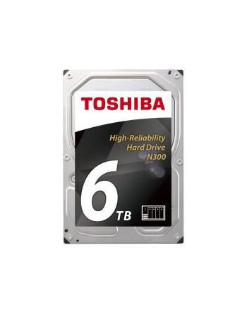 """TOSHIBA 6TB N300 Sata 3.0 7200RPM 128MB  3.5"""" NAS..."""