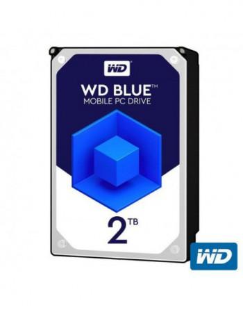 """WESTERN DIGITAL 2TB Blue Sata 3.0 5400RPM 128MB 2.5""""..."""